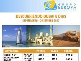DESCUBRIENDO DUBAI